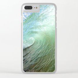 The Tube Collection p11 Clear iPhone Case