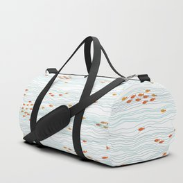 Sea under your feet Duffle Bag