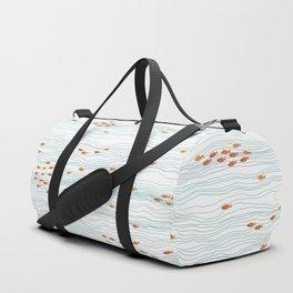 Sea under your feet Duffle Bag