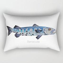 baraCUTEah Rectangular Pillow