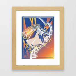 Broadway Musical Framed Art Print