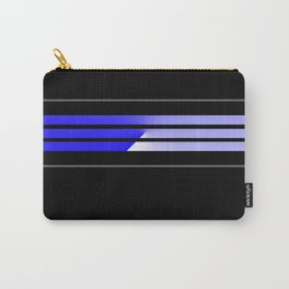 Team Colors 5...Blue,gray Carry-All Pouch