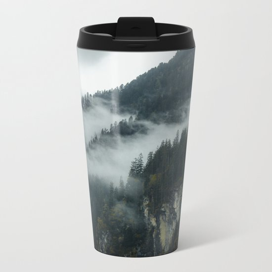 The great beyond Metal Travel Mug