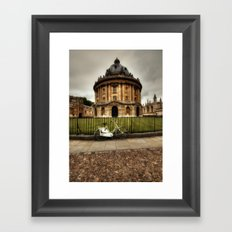Radcliffe Camera, Oxford. Framed Art Print
