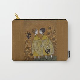 To Save the BEES! Carry-All Pouch