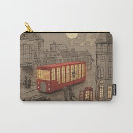 Momento in London Carry-All Pouch