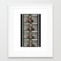 silent hill Framed Art Prints featuring Maria Silent Hill by Alberto P