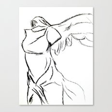 Winged Victory 1 Canvas Print