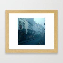 Street Scene Still Life Framed Art Print