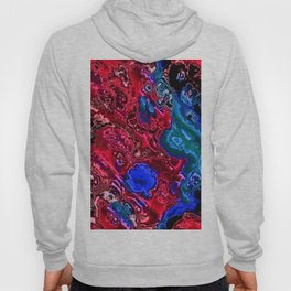Electric Fractal 2B Hoody