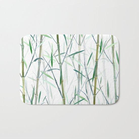 New Bamboo Forest Bath Mat
