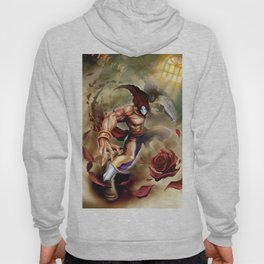 Vega Street Fighter Hoody