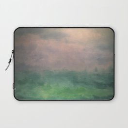 Valley of Dreams - Abstract nature Laptop Sleeve