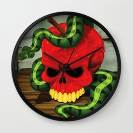 The Sinner Wall Clock