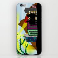 500 days of summer iPhone & iPod Skins featuring 500 DAYS IN RIO by Andreas Campos