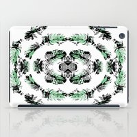 palms iPad Cases featuring Palms by Sierra Neale