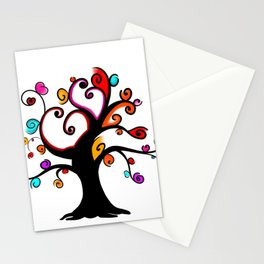 Love Blossoms - Spring burst Stationery Cards