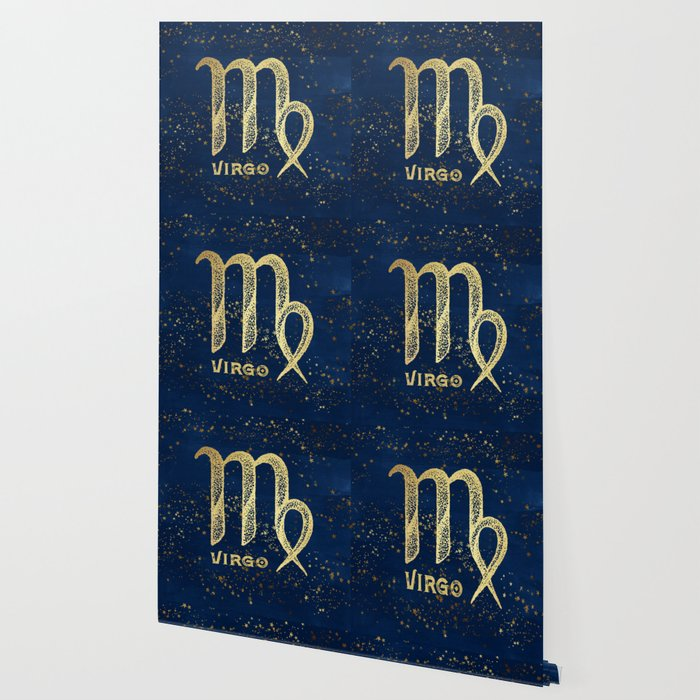 Virgo Zodiac Sign Wallpaper By Naturemagick Society6