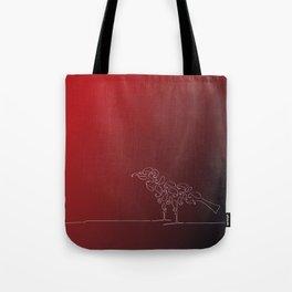 Paisley Bird Tote Bag