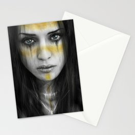 Sorrowful Fortune Stationery Cards