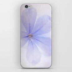 Plumbago iPhone Skin
