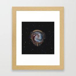 Gamma (γ) Framed Art Print