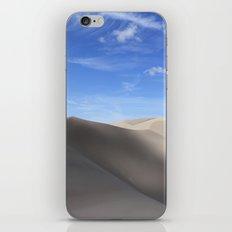 Dunes iPhone & iPod Skin