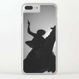 Masked Rider 2 Clear iPhone Case