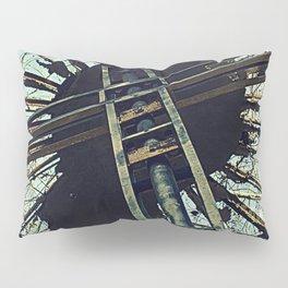 Hell House Cross Pillow Sham