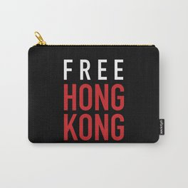 Free Hong Kong Carry-All Pouch