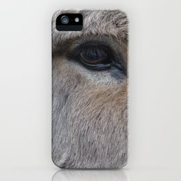 Donk-eye (I am so sorry for that) iPhone Case