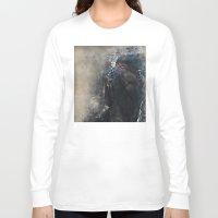 gorilla Long Sleeve T-shirts featuring Gorilla by jbjart