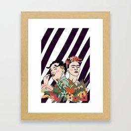 dalifrida Framed Art Print