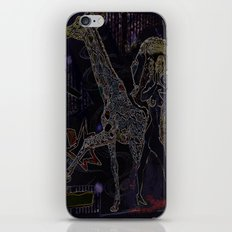 [when we] walk away iPhone & iPod Skin