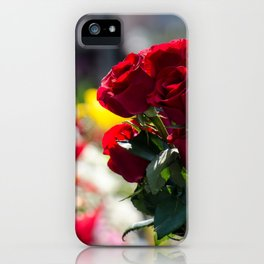 Bouquet of Love iPhone Case