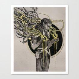 Bard Canvas Print
