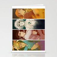 sandman Stationery Cards featuring Sandman Quartet by FindChaos