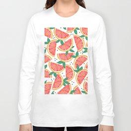Citrus Surprise #society6 #decor #buyart Long Sleeve T-shirt