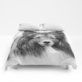 Shetland Sheepdog Comforters