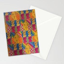viva las angelo Stationery Cards