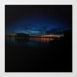 Calm serenity  Canvas Print