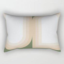 Contemporary Composition 13 Rectangular Pillow