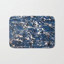 Blue Carnage Bath Mat