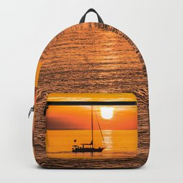 Finish of the day Backpack
