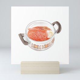 Instant Noodles   方便面 Mini Art Print