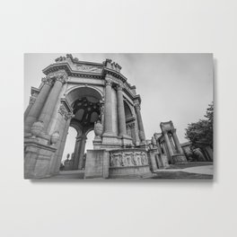 palace of fine arts - san francisco 2 Metal Print