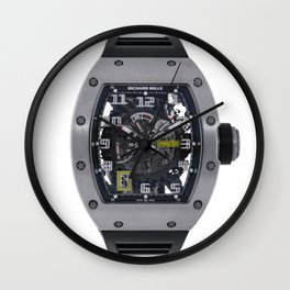 Richard Mille RM030 Titanium Automatic with Declutchable Rotor Watch Wall Clock