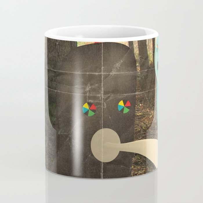 occhio bao Coffee Mug