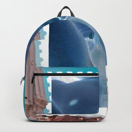 postcard from the other side Backpack