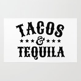 Tacos & Tequila Rug